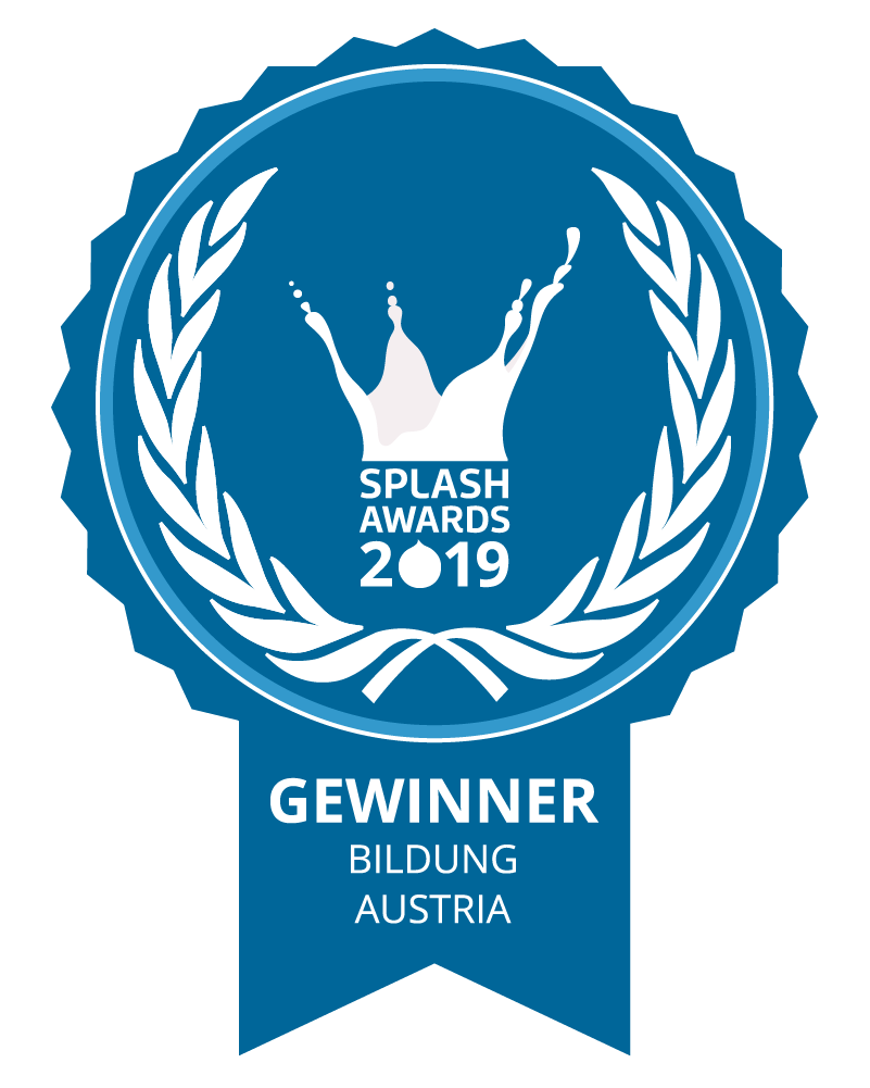 Gewinner-Badge Splash Award 2019